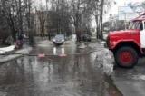 Киев сильный грозят наводнения из-за таяния снега