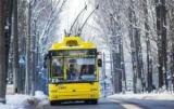 В Киеве из-за шторма изменили расписание транспорта